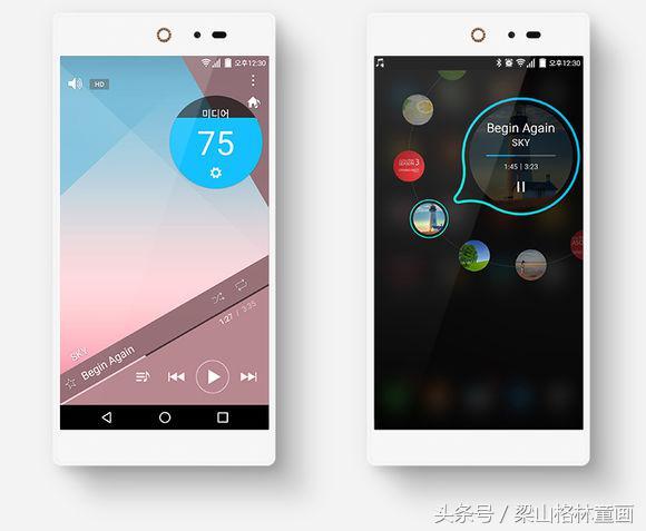 韩国手机的一枝独秀——泛泰Sky IM-100重归袭来