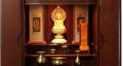 信佛家一定要了解,佛龕尺寸多大最吉祥