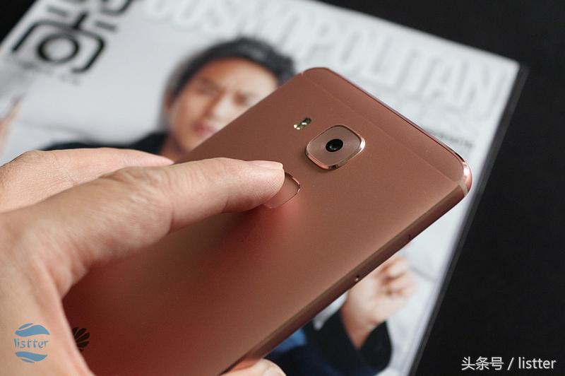 有一款全能的手機是多么暖心,華為麥芒5玫瑰金體驗報告