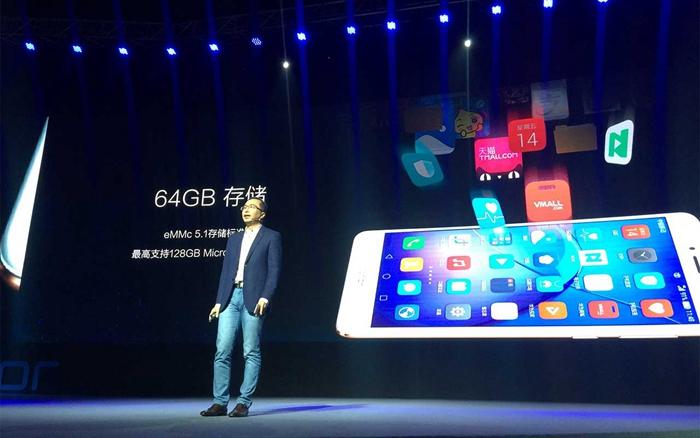 华为发布新手机荣耀畅玩6X,千元手机4gB运行内存1200万清晰度双镜头