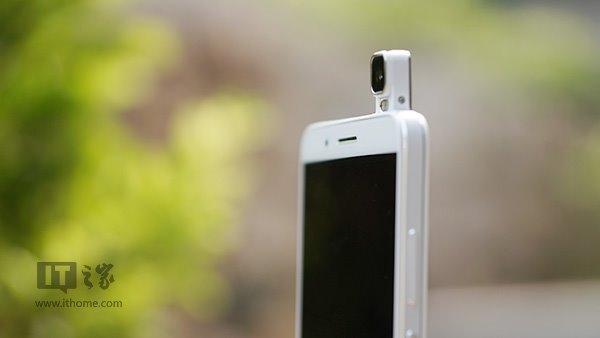 180°自由翻转:荣耀7i手机开箱实拍图赏