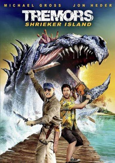 异形魔怪:尖叫岛 Tremors: Shrieker Island