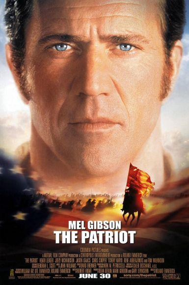 2000梅尔吉布森高分战争《爱国者/孤军雄心》BD720P.中英双字