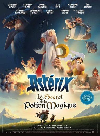 阿斯泰里克斯:魔法药水的秘密 2018法国动画 BD1080P.国法双语.中字