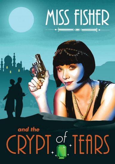 费雪小姐和泪之穴 Miss Fisher & the Crypt of Tears
