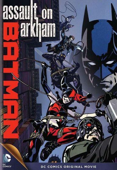 蝙蝠侠:突袭阿卡姆2014高分动画 BD720P中英双字