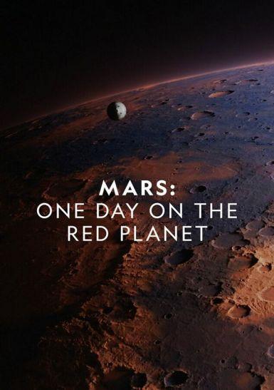2020纪录片《火星:火星上的一天》HD1080P.中英双字