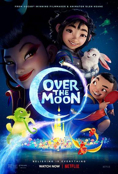 2020动画冒险《飞奔去月球》HD1080P.英语中字