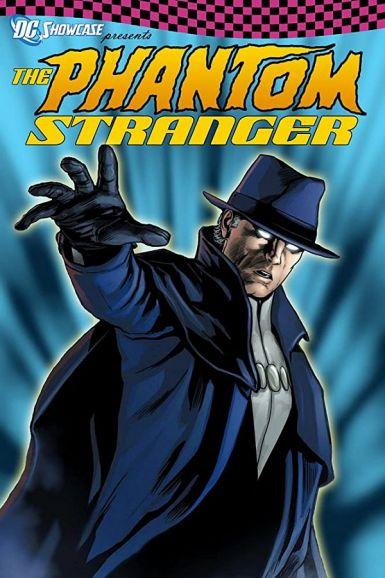 DC展台:魅影陌客 The Phantom Stranger