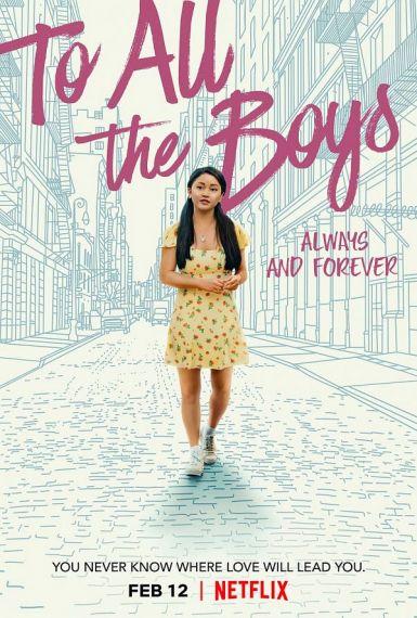 2021美国喜剧爱情《致所有我曾爱过的男孩3》HD1080P.英语中字
