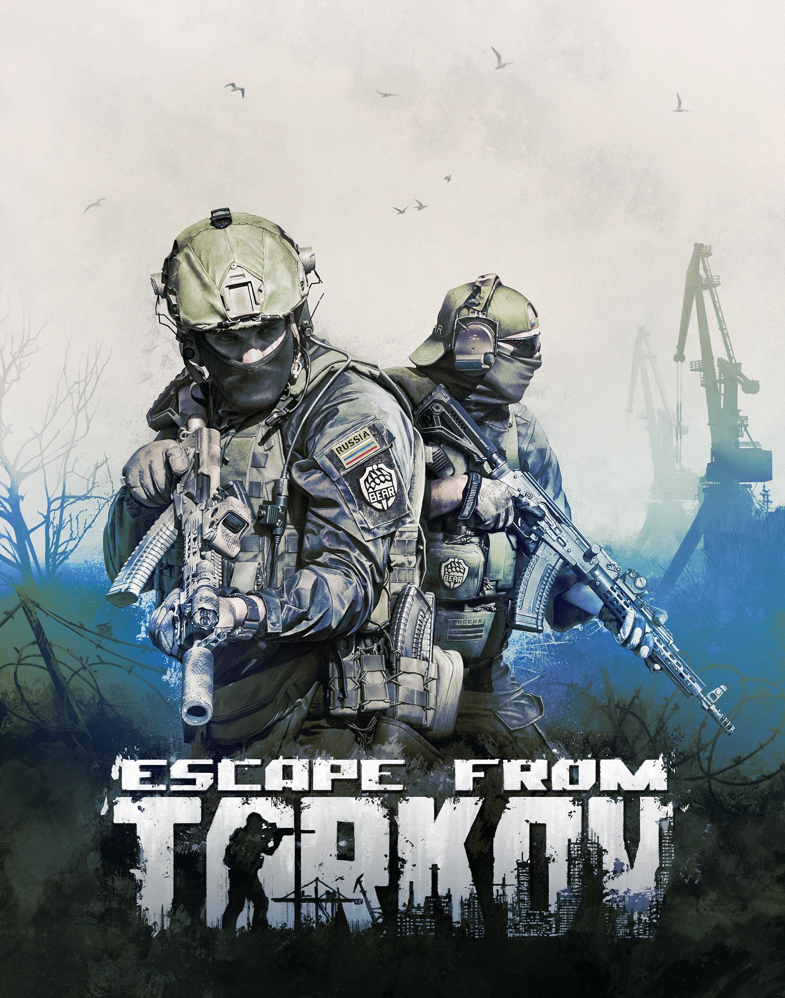 逃离塔科夫负责人独家采访:游戏以后会登陆多平台,不止Steam