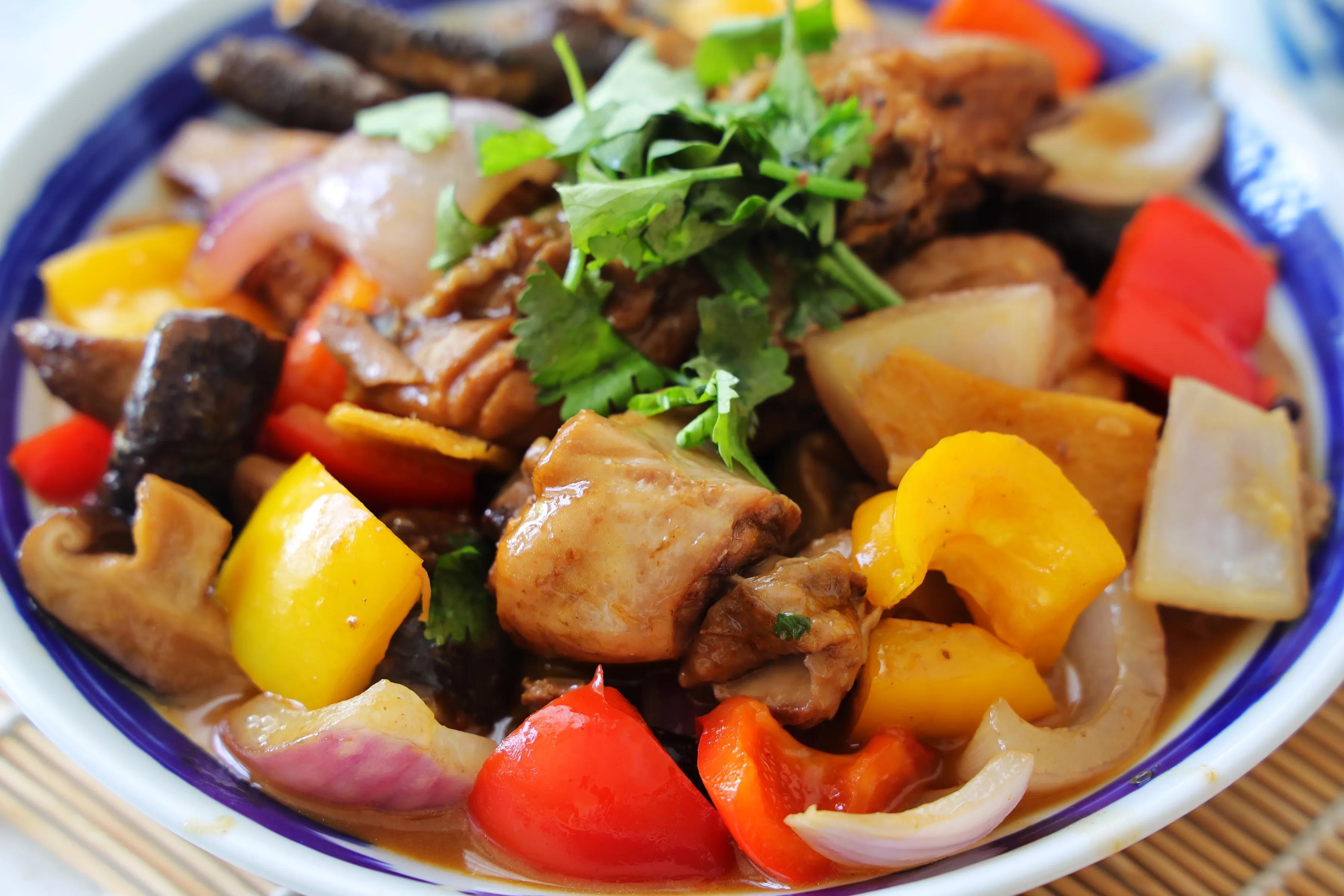 夏天没食欲,赶紧试试这道菜,汤汁鲜美,有菜有肉,味道好极了