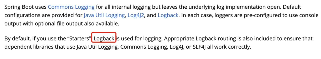老板下了死命令,要把日志系统切换到 Logback