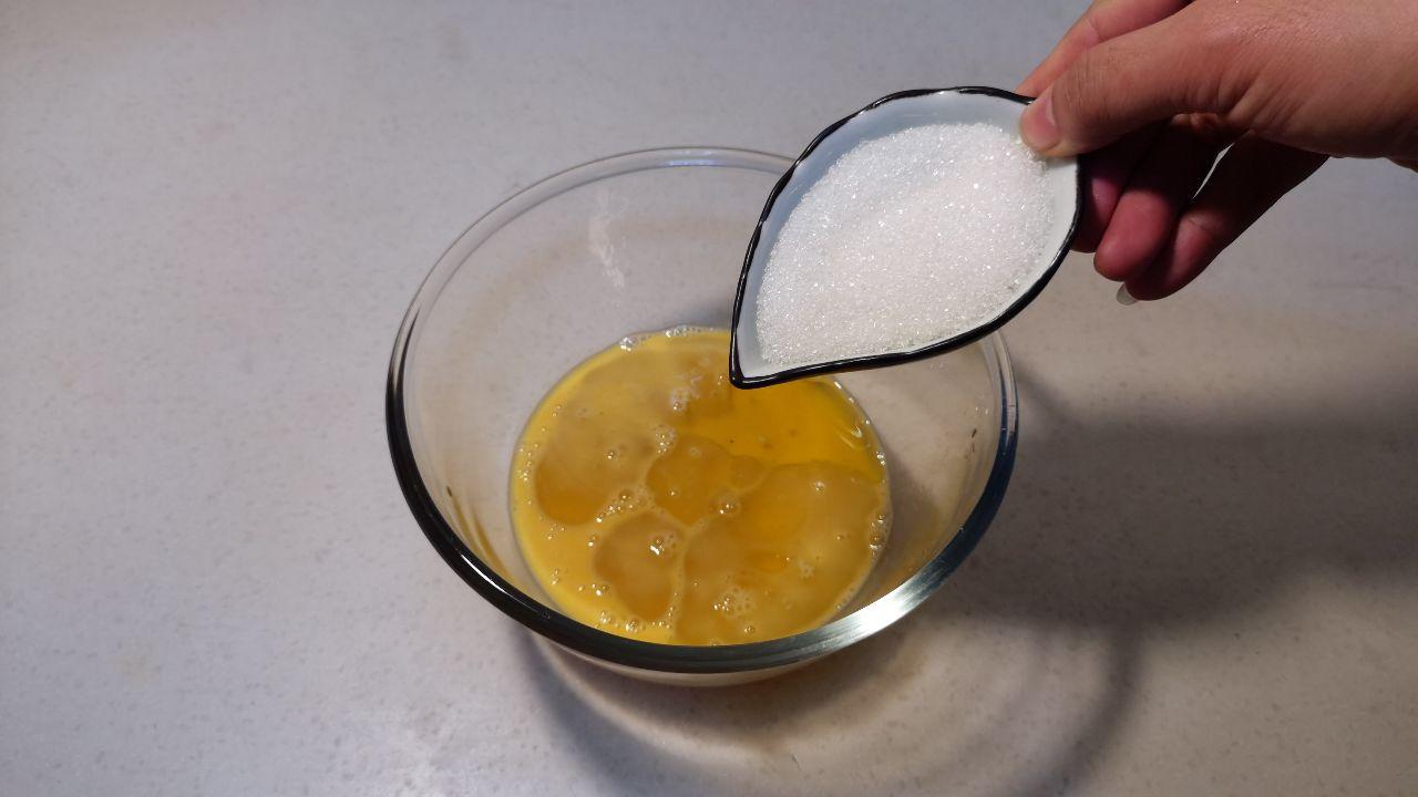 你见过这样做的鸡蛋薄饼吗?