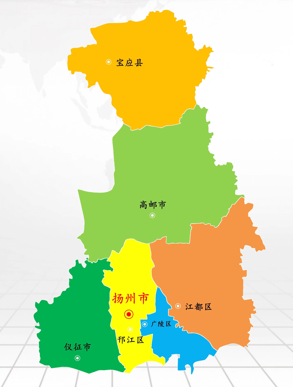 江苏省扬州市景区景点83个