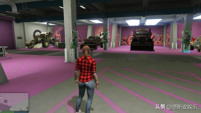Why is GTA online mode so popular?  But based on these contents, it is God's work