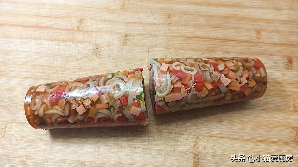 """几道用""""猪皮""""制作的菜 味道鲜美 特适合夏天的来吃"""