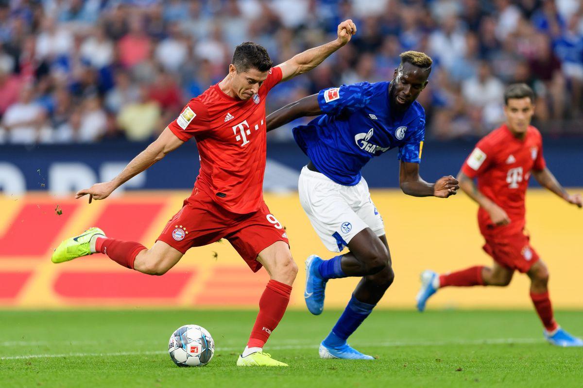 「德甲」赛事前瞻:拜仁vs沙尔克04,欧冠霸主拜仁气宇轩昂