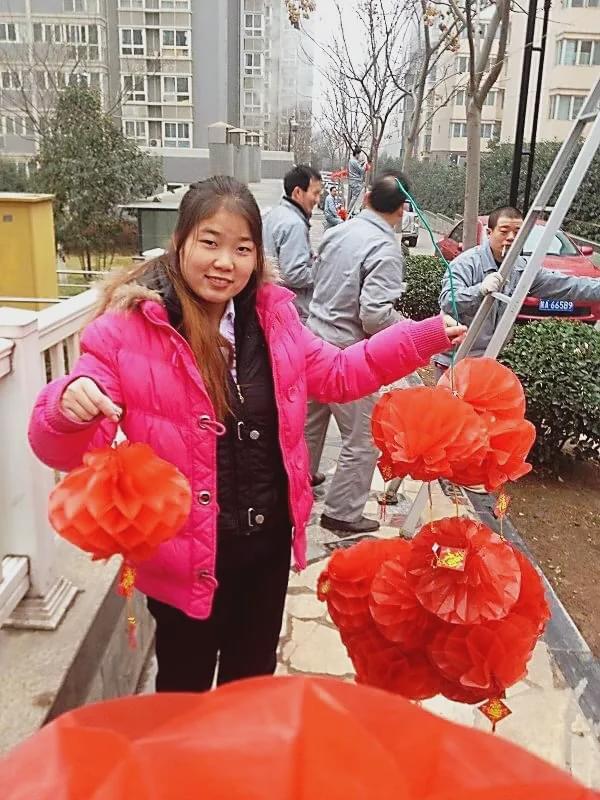 青春闪耀·不负韶华—记中登物业行政助理陈行妮