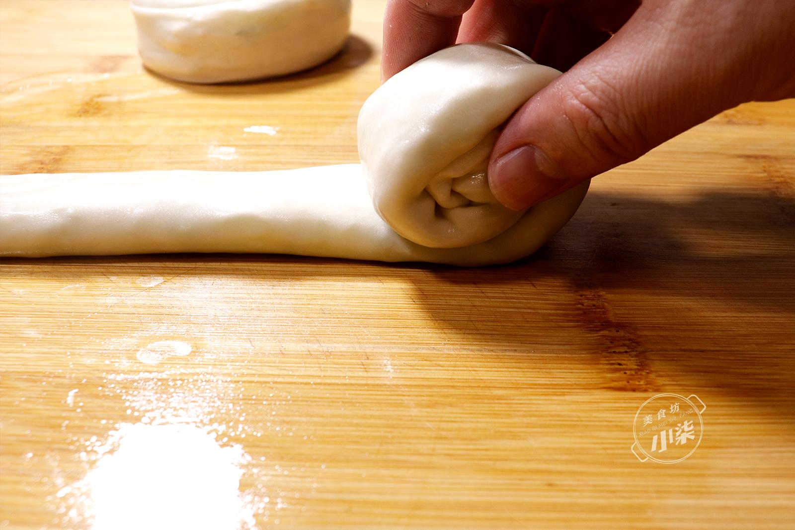 立冬後,想吃蘿蔔餡餅,學會這樣做,不破皮不露餡,個個皮薄如紙