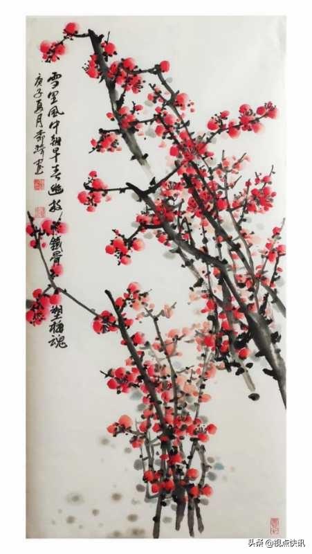 【书画】人民文艺家协会会员中国美协会员柳琦作品欣赏