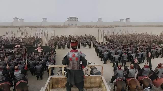 新郑之乱,韩国贵族意欲复国,影响秦国统一步伐,韩王安背锅而死