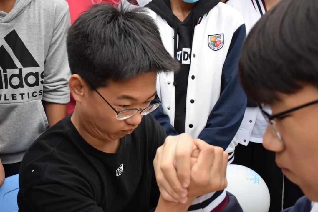 不燃怎Young——威实外学子自主创办体育节,成长看得见