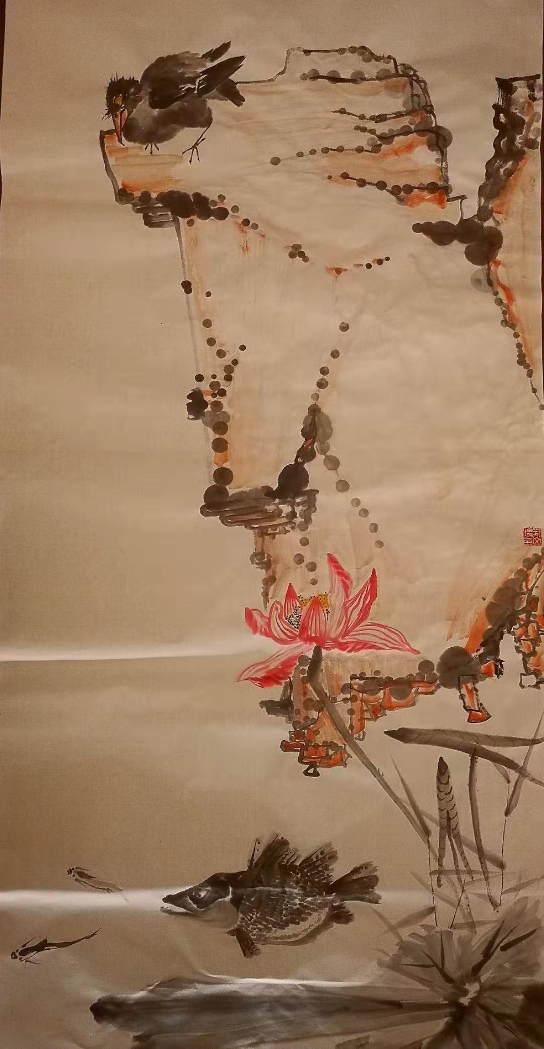 刘文博东北企业家画家——表达哈尔滨疫情过后企业家如何把握机会