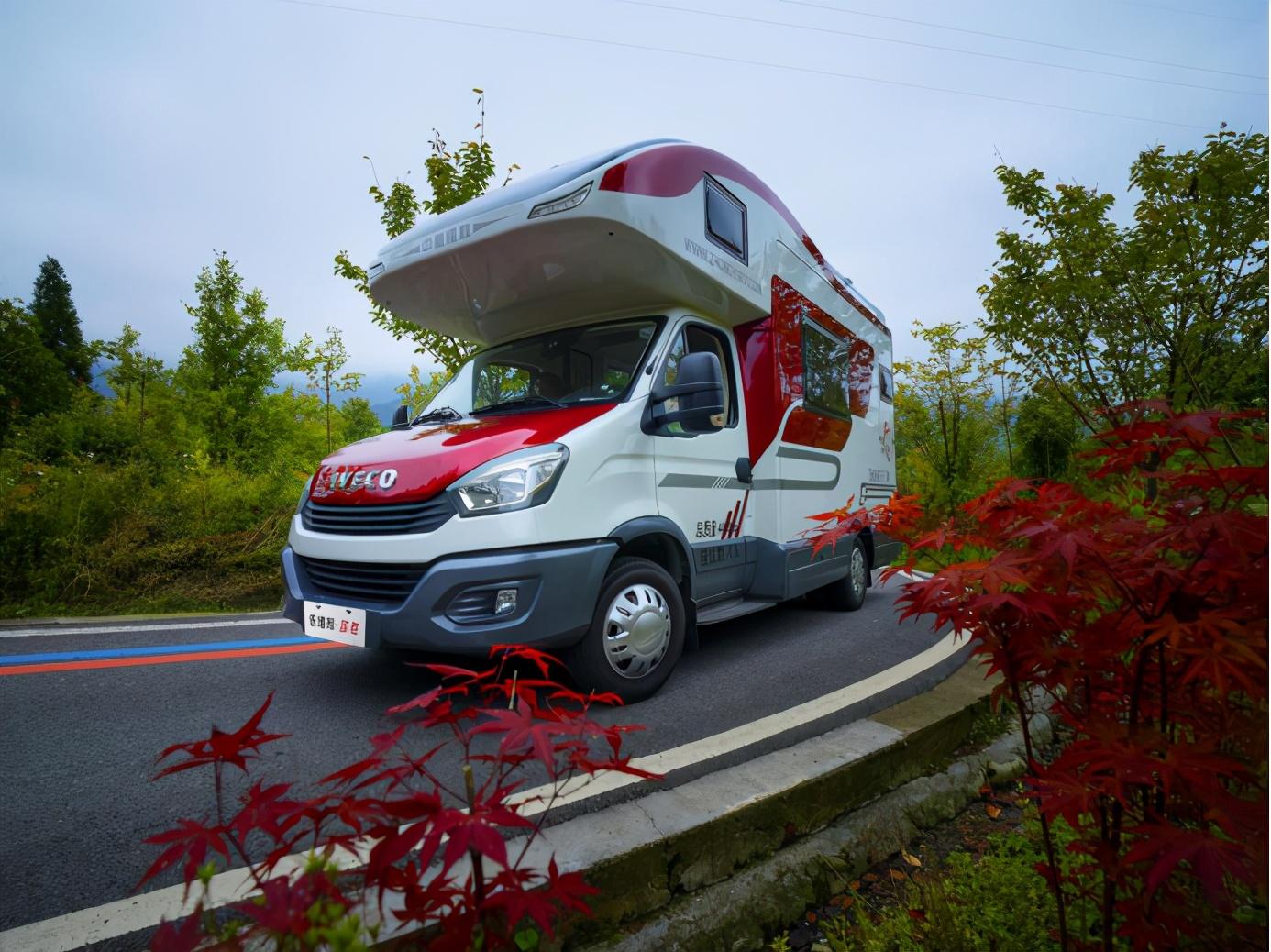 依维柯携新车型与您相约第21届中国(北京)国际房车露营展览会