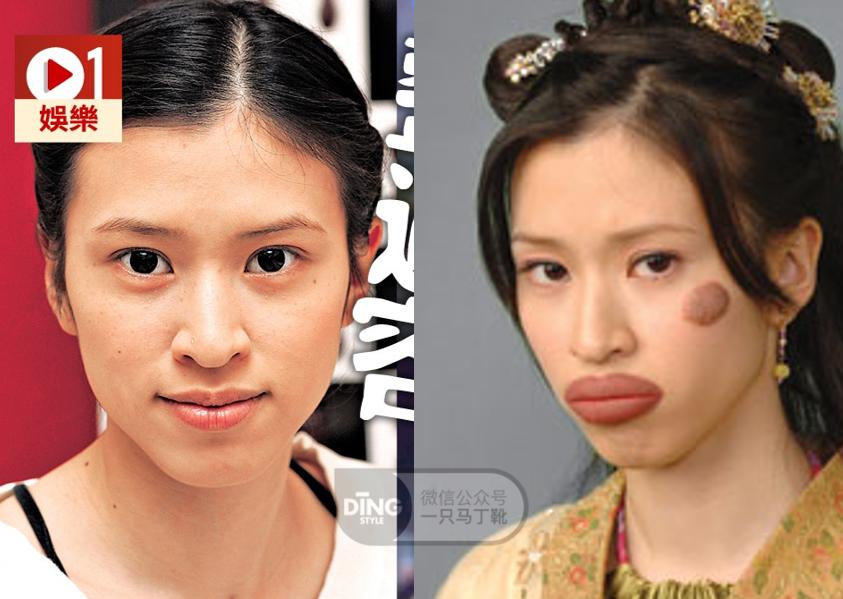 什么人化妆就能迅速变美,什么人化了妆却没什么变化?