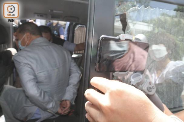 黎智英被拘捕,学者:不排除中央驻港国安公署后续参与