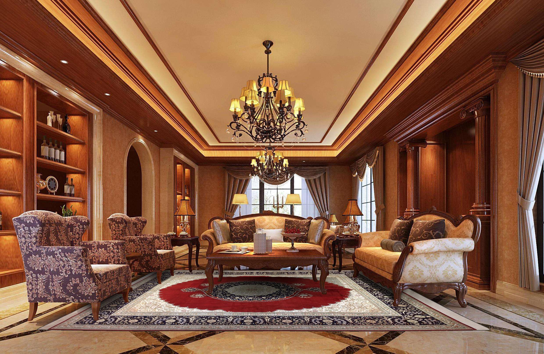 豪宅别墅搭配#手工真丝地毯#,体现豪的品质,塑造舒适精致生活