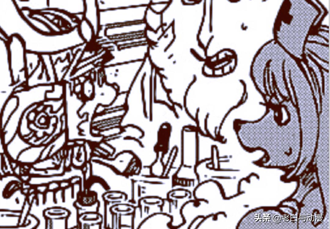 海賊王1007話情報:神秘人是光月御田,尾田這招隱藏太深