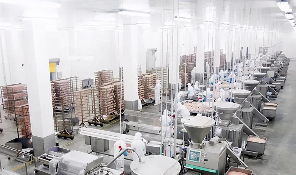 双汇发展募资70亿元:完善产业链 进一步提升自动化水平