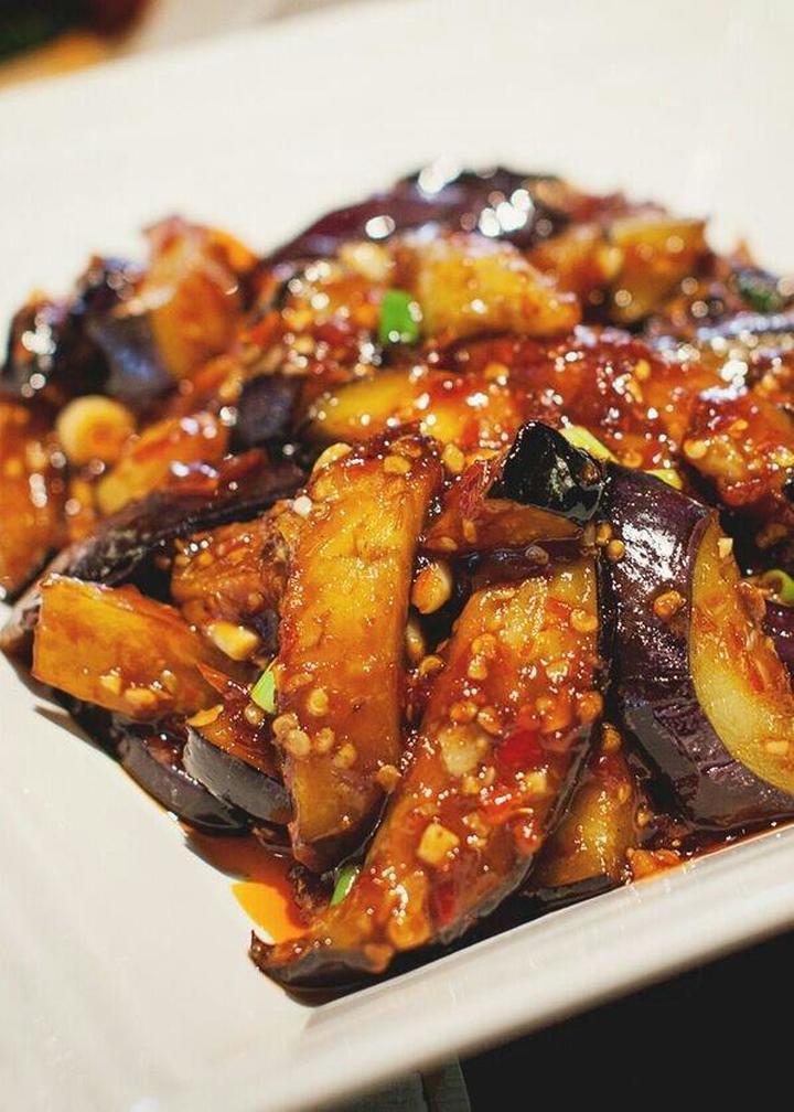 茄子换种做法比肉都好吃百倍,给肉都不换!酸甜浓郁还解馋!美味 美食做法 第2张