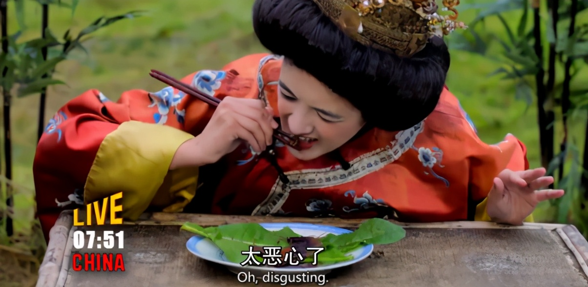 澳洲儿童节目公然辱华!节目中称虫子、蟑螂、竹鼠是中国日常饮食