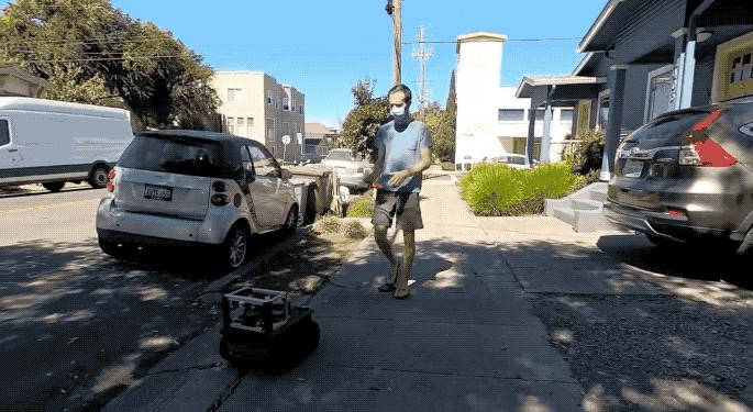 「我要出轨了」!伯克利的这个AI,可以预测机器人何时将脱离