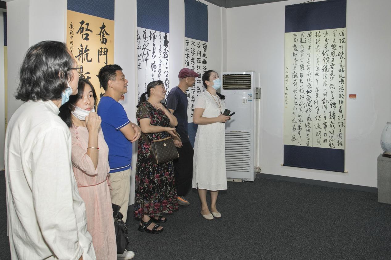 九月的歌—–中山市三乡镇优秀书画作品展在成荣美术馆开幕插图(18)
