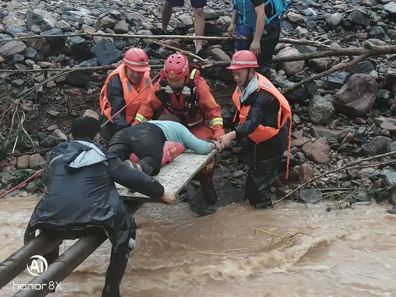 荥阳:全力以赴应对强降雨积极组织救援