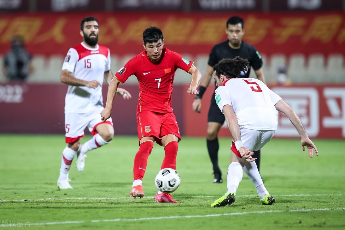 40强赛-武磊传射连续5场建功,国足3-1叙利亚豪取4连胜晋级