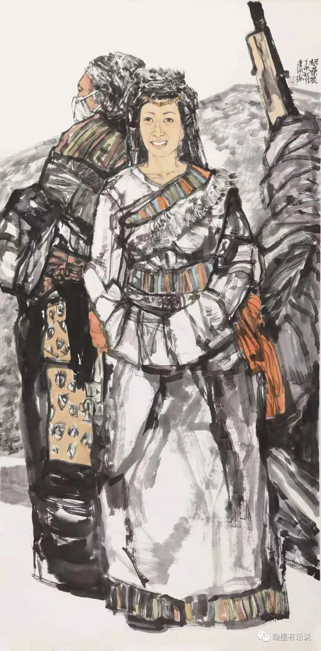 澄净内心的艺术——刘建国那一年的那些画