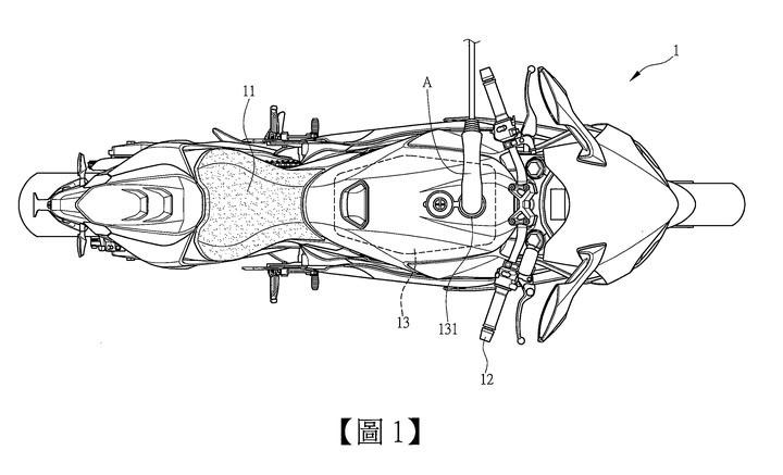 增程换电、钢管新车架!光阳AK550电动版专利曝光