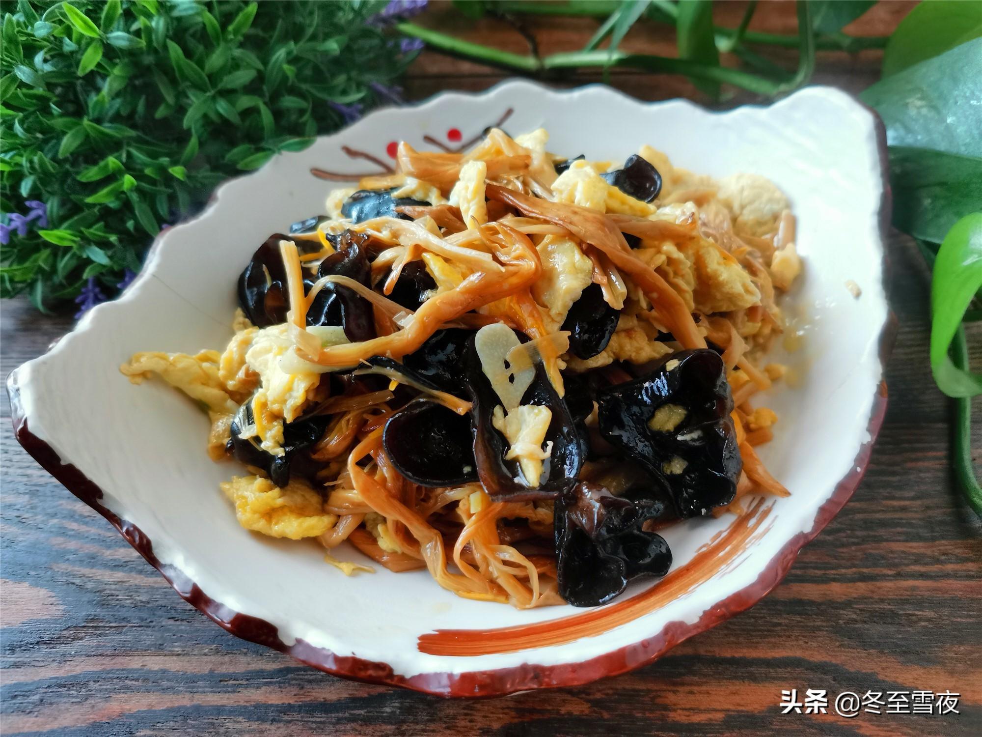 干黄花菜怎样做好吃,干黄花菜的家常做法