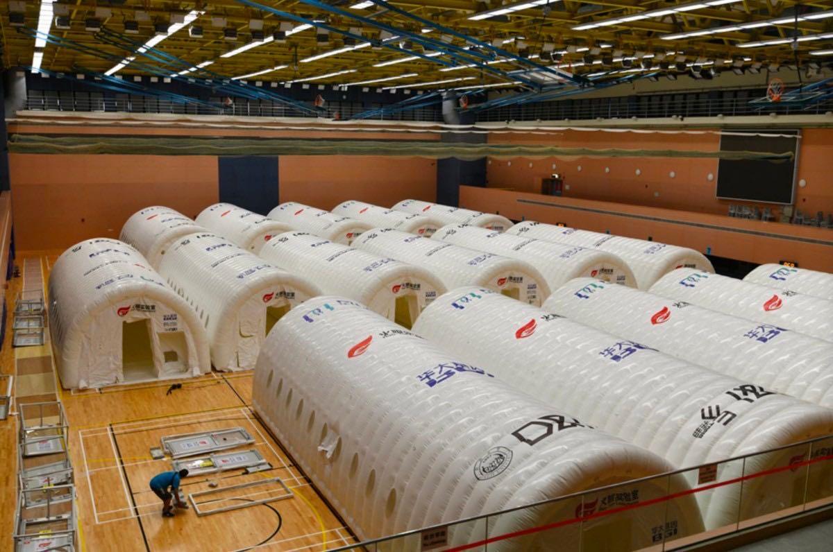 香港火眼实验室内部首次曝光,将用于大规模核酸检测-第1张图片-IT新视野