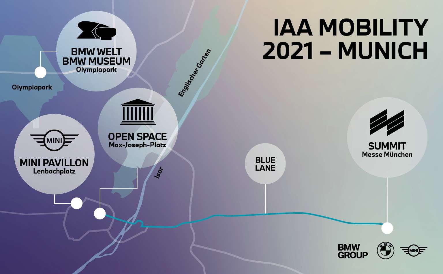 携多项创新成果和未来愿景 亮相2021国际汽车及智慧出行博览会