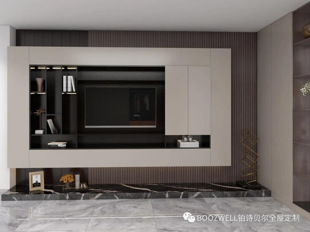 轻奢护墙板设计,让家的颜值翻一倍