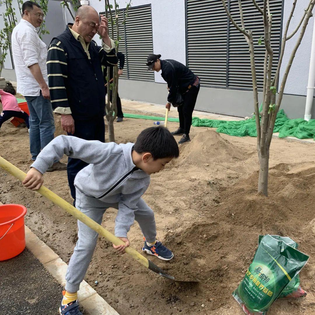 """第七届""""污泥无害化,资源再循环""""植树活动圆满落幕"""