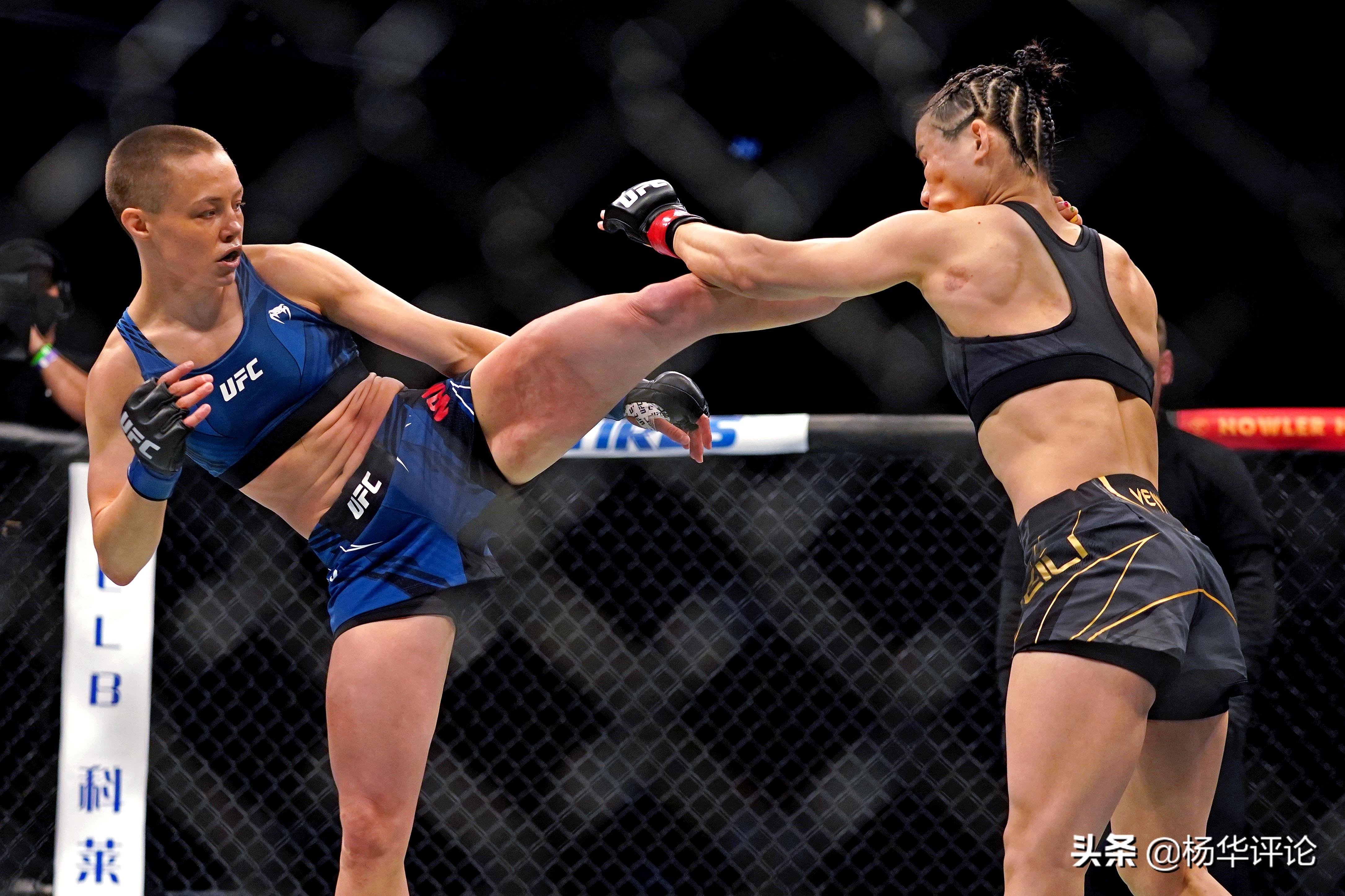 复仇有望了!张伟丽团队变得空前强大,UFC双冠王和韩国僵尸助阵