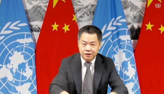 立即释放孟晚舟!中国代表怒怼美澳加,联合国会议上演舌战群儒