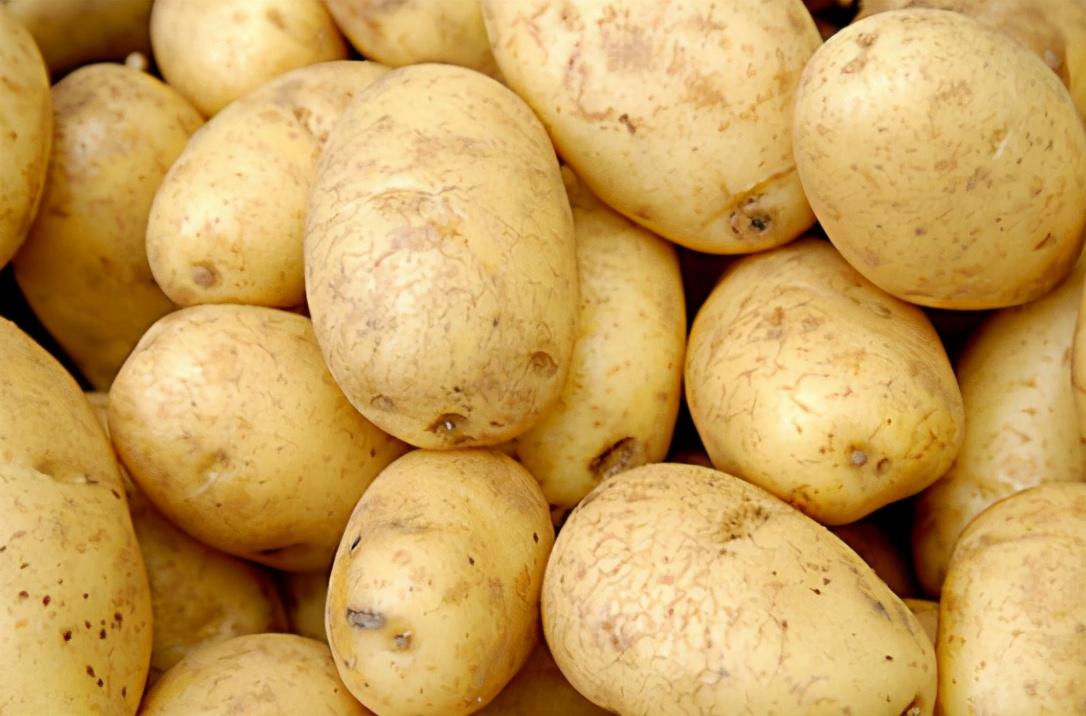 保存土豆方法 只需2种调料 放1年不长芽不变绿